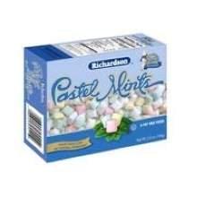 Richardson Pastel Mints, 2lb Tub