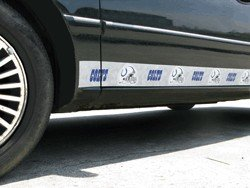 Rico Industries Indianapolis Colts Car Trim Magnets
