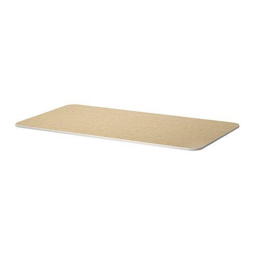 BEKANT テーブルトップ, バーチ材突き板 102.532.33 B0773F79G1