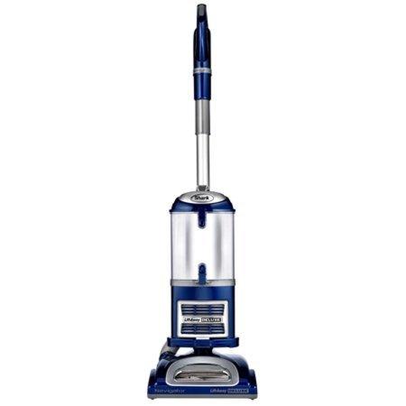 Professional Lift-Away Bagless Upright Vacuum,Blue