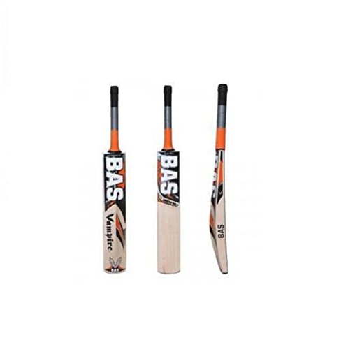 BAS LEGEND GOLD ENGLISH WILLOW CRICKET BAT by BAS