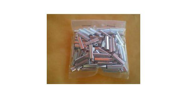 2 Pack Mustad BUH120-1PL Elite Bullet Jig Heads 1 oz 6//0 Hook Plain Fleck