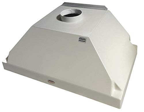 Ducted Hood, Canopy, 48W x 30D x 18H