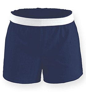 - Soffe Big Girl's Authentic Soffe Shorts Shorts, navy, Extra Large
