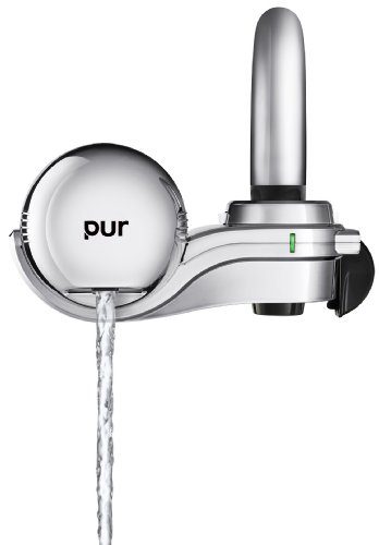 The PUR Faucet Makes Pure Water Easy