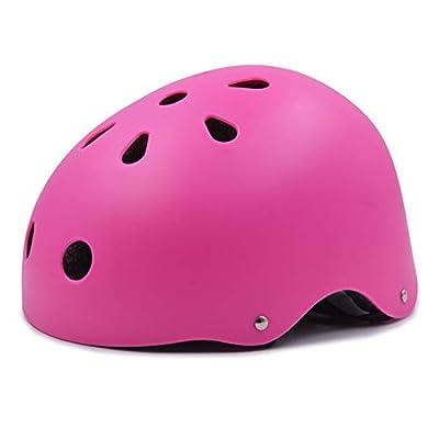 RONSHIN 7Pcs/Set Cycling Skating Skateboard Helmet Elbow Knee Wrist Pads for Children : Sports & Outdoors