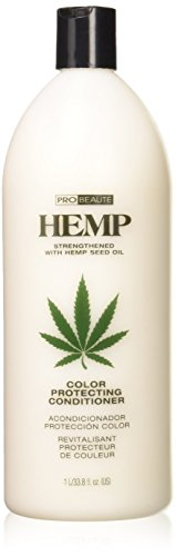 Zotos Probeaute Hemp Color Protecting Hair Conditioner, 33.79 Ounce (Conditioner Colour Protecting)