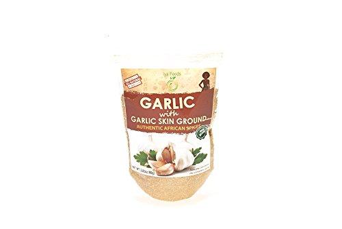 Garlic with Garlic Skin  2 OZ