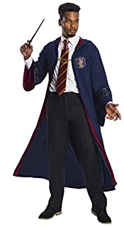 Rubie's Fantastic Beasts 2 Deluxe Adult Gryffindor Costume Robe, As Shown, Standard (B07NWPRDL5) | Amazon price tracker / tracking, Amazon price history charts, Amazon price watches, Amazon price drop alerts