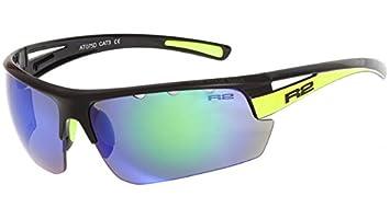 R2 Sport Gafas de sol Skinner XL Negro - Con Cristales - de ...