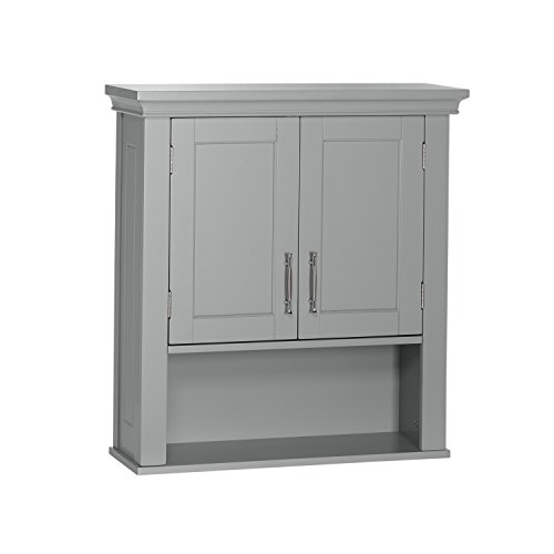 RiverRidge Somerset Collection Two-Door Wall Cabinet, -