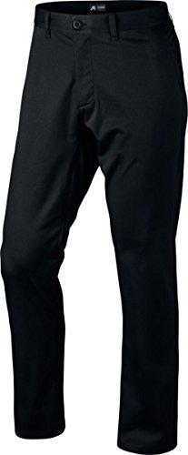 (Nike SB Flex Icon Mens Pants - Black-28)