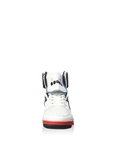 B5000 Uk Sneaker Diadora Eu 5 Bianco Alta 41 7 xgw8w6E