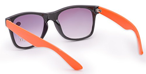 de Side carey sol Orange 4sold nbsp;fuerza Mujer para de Unisex lectores lectura UV400 nbsp;marrón hombre gafas Estilo gafas UV Reader 4sold 1 5 marca sol de Hqx4wf5wE