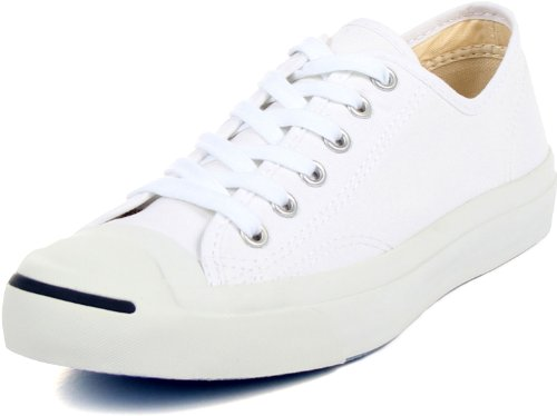 Jack Purcell Canvas Unisex White SIZE 5.5