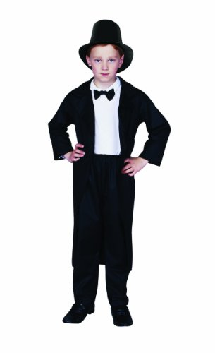 RG Costumes Abraham Lincoln, Child Large/Size 12-14 -