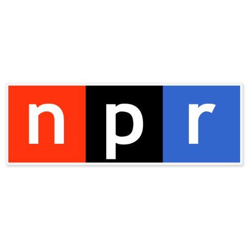 npr-national-public-broadcasting-radio-car-bumper-sticker-window-decal-6-x-2