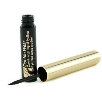 Estee Lauder Double Wear Zero Smudge Liquid Eyeliner - Black - 3ml/0.1oz (Eyeliner Estee Liquid)