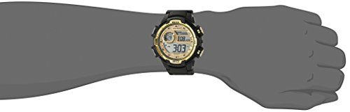 Armitron Sport Men 408347COR Digital Chronograph Camouflage Resin Strap Watch