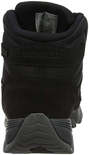 Classiques Merrell Bottes EU Bottines Black et Noir Ice 49 Homme Polar Coldpack Mid WP XqAOrX8w