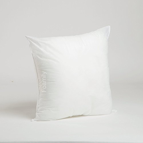 18 x 18 Hypoallergenic Throw Pillow Insert