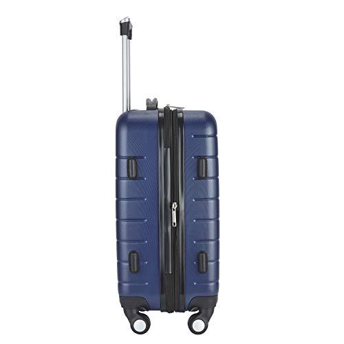 Wrangler 2 Piece USB Port Cup Holder Luggage Set