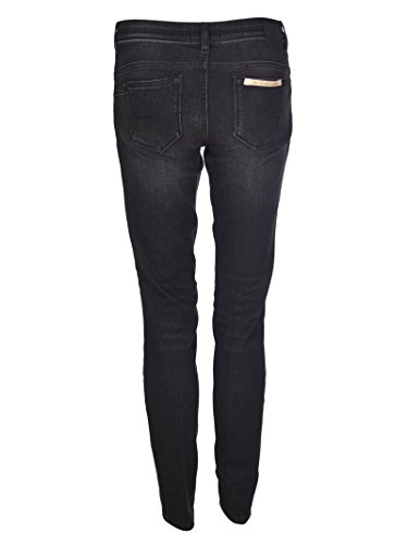 Jeans up Push Slim HASH Nero RE Donna Rnw65ptxq