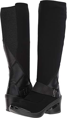 BZees Women's Enchanted Ankle Boot, Black, 9 W US from BZees