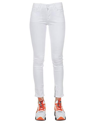 (Replay - Jeans Woman White WGX689.028.8064101 Luz Ankle Z Spring/Summer 2019-330083001-03-US 26)