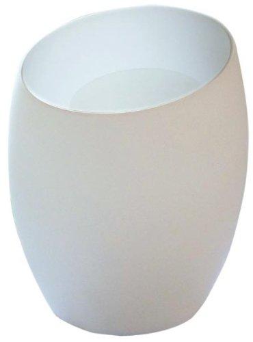 ARGO Aiko Electric aroma lamp Vetro, Plastica Bianco