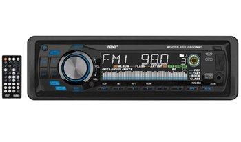 - Naxa NX-683 Fold Down Full Detachable PLL Electronic Tuning Ster
