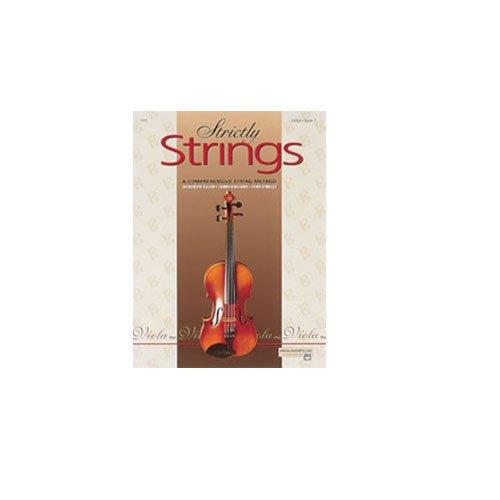 Strictly Strings Viola Book 1 - with BONUS Alien Rosin