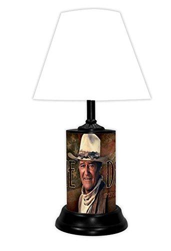 Price comparison product image JOHN WAYNE THE DUKE LAMP - BY TAGZ SPORTS
