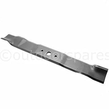 Castel Garden cortacésped gasolina cuchilla parte nº 181004366/2 para modelos enumerados