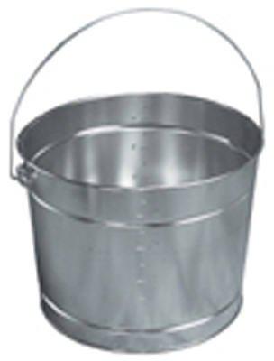 Bucket 5 Quart Metal Pail (Leaktite Paint Pail Metal 5 Qt)