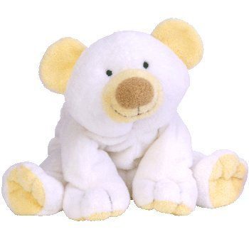 Amazon.com  Ty Pluffies - Cloud the Polar Bear  Toys   Games 0cc641ad6a03
