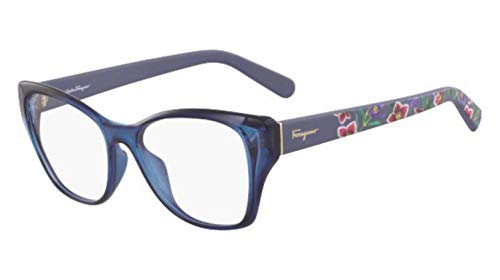 (Eyeglasses FERRAGAMO SF 2827 414 BLUE)