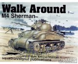 M4 Sherman Walk Around, Jim Mesko, 0897474104