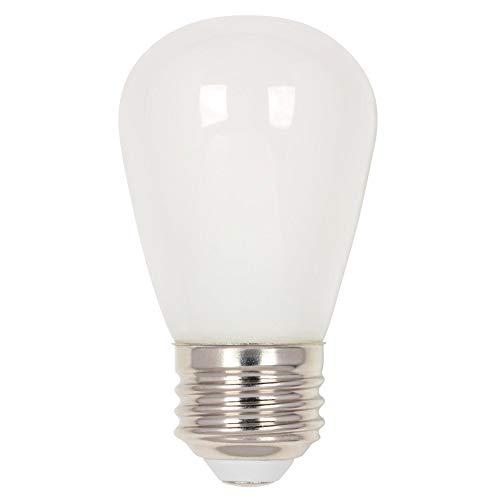 Price comparison product image Westinghouse Lighting Westinghouse 5511500 1.2 (15-Watt Equivalent) S14 Frosted,  E26 (Medium) Base LED Light Bulb