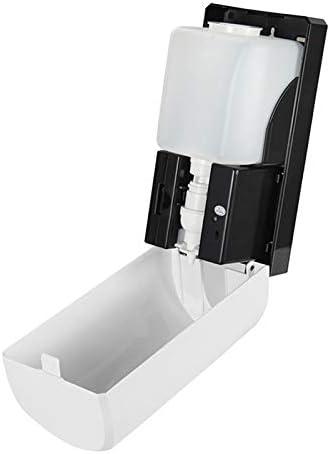Tyrval Dispensador con Sensor autom/ático para Gel de 1200ml para Gimnasio hoteles restaurantes escuelas. sin Contacto desinfectante para Mano