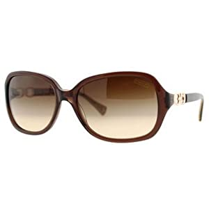 Coach Women 1099081002 Brown/Brown Sunglasses 58mm