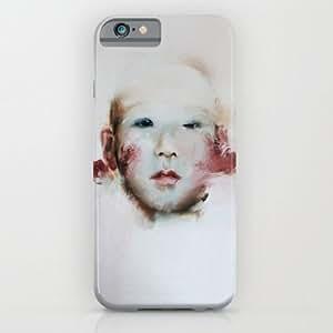 Porn (1) iPhone 6 Case by Karien Deroo