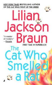 book cover of The Cat Who Smelled A Rat