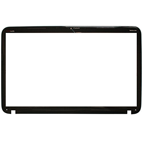 New Laptop Replacement Lcd Front Bezel Cover For HP Pavilion DV6-6000 640420-001 B Shell ()