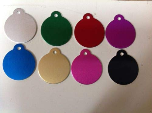 BeesClover Custom pet Tags Wholesale Dog Collar Tags Dog Collars Custom Personalised Dog Tags Popular cat id Tags Show