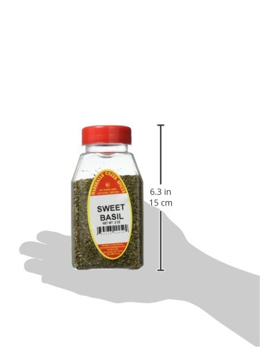 Marshalls Creek Kosher Spices BASIL SWEET, SWEET BASIL 2 oz by Marshall's Creek Spices (Image #1)