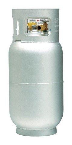 - Manchester Tank Dot Forklift Propane Cylinder 33.5 Lb.