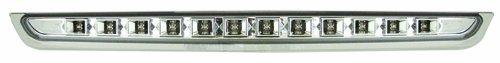 (IPCW LED3-311C Crystal Clear LED Third Brake Light - 1 Piece )