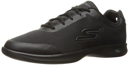 SKECHERS Negro Para Calzado Mujer mujer color AGILE Negro GO marca STEP Deportivo para Black Gray deportivo LITE modelo SKECHERS Calzado C7CwpqT