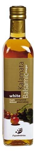 Papadimitriou White Balsamic Vinegar - Kalamata Vinegar